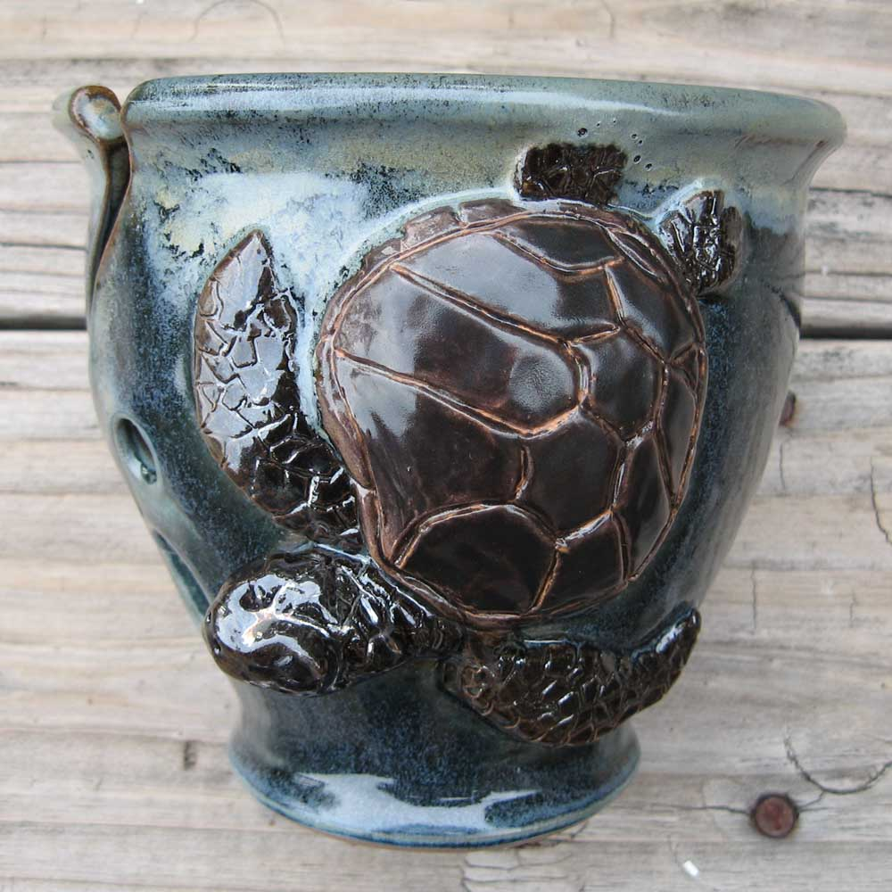 Turtle Yarn Bowl